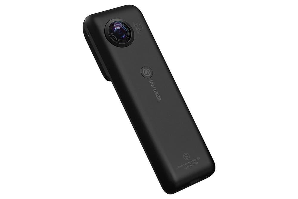 Nano S 360 Degree iPhone Camera Apple Mobile Photography Virtual Reality VR 4K Resolution HD
