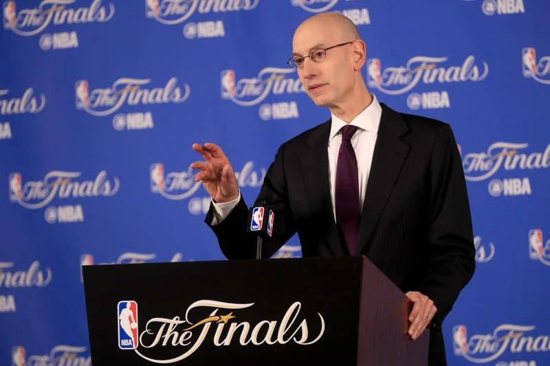NBA Play-In Tournament Playoffs David Silver Announcement ESPN