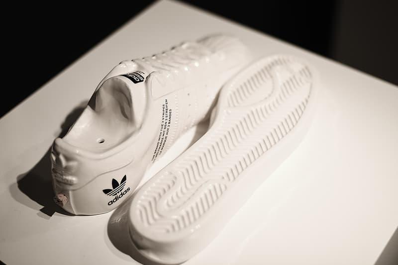 NEIGHBORHOOD adidas originals superstar incense Chamber Closer Look nbhd collaboration sneaker