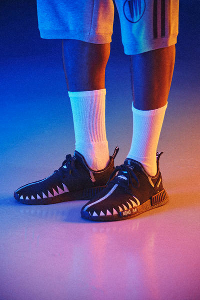 NEIGHBORHOOD adidas Originals Spring Summer 2018 Lookbook february release date info