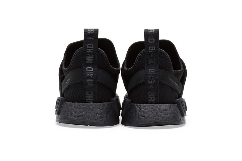 NEIGHBORHOOD adidas Originals NMD R1 Triple Black Release Info