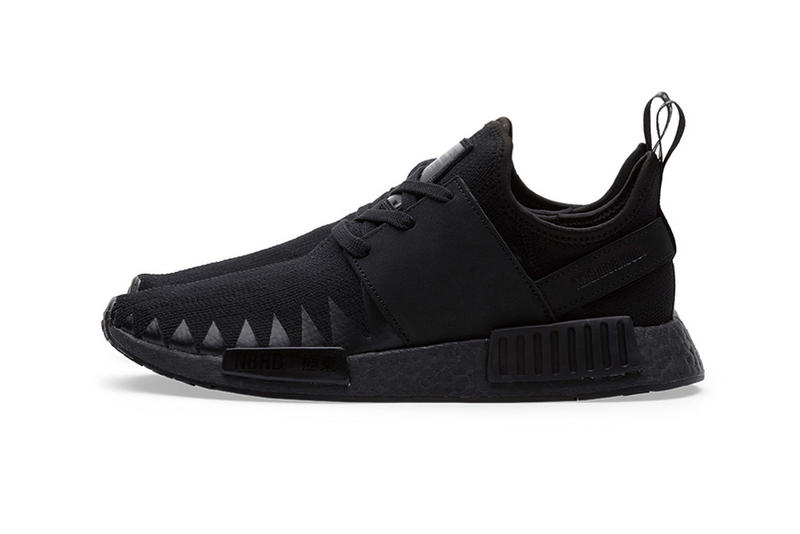 f9e1b1b1be110 NEIGHBORHOOD adidas Originals NMD R1 Triple Black Release Info