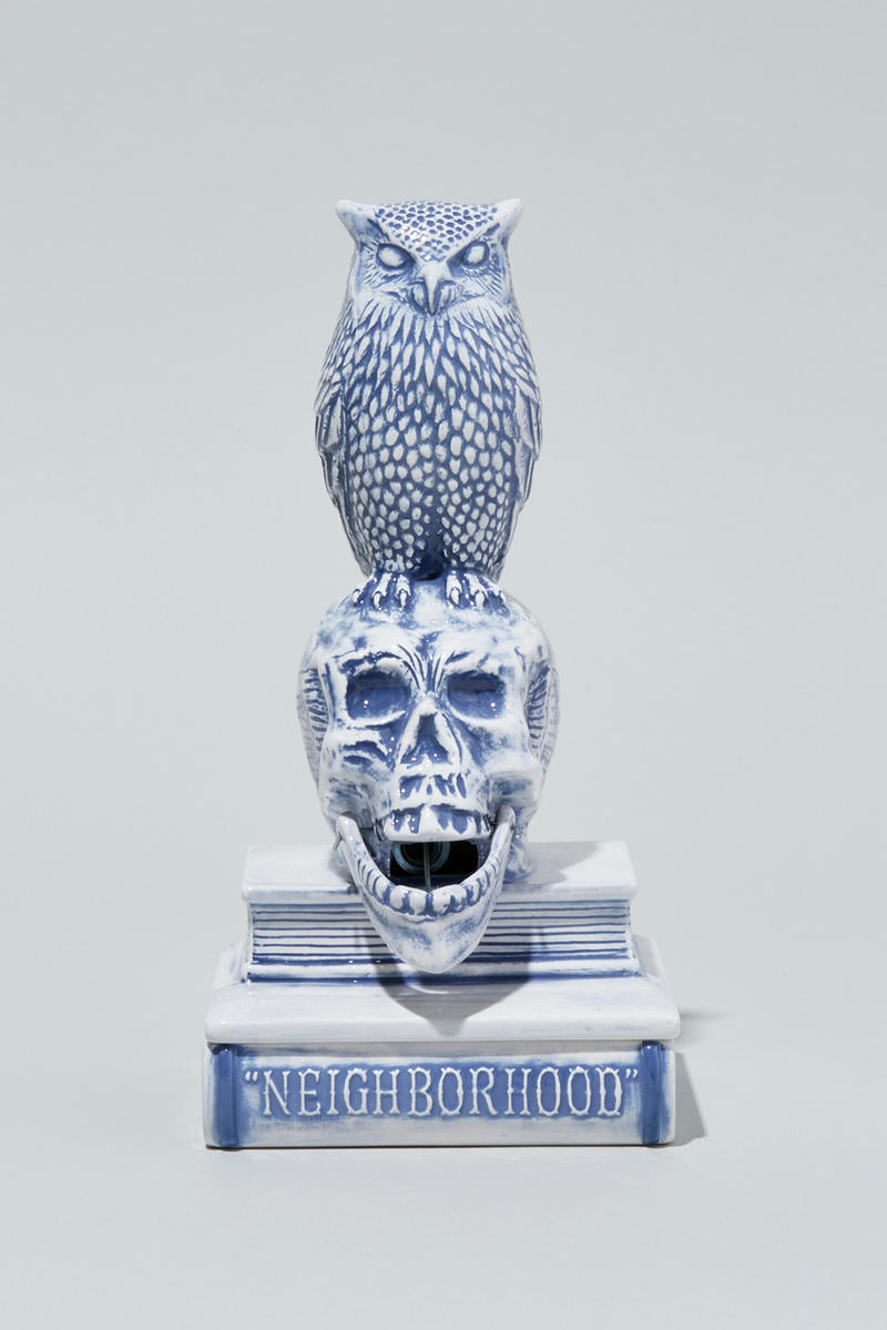 NEIGHBORHOOD BOOZE . OWL-B CE-INCENSE CHAMBER Release Info Accessories