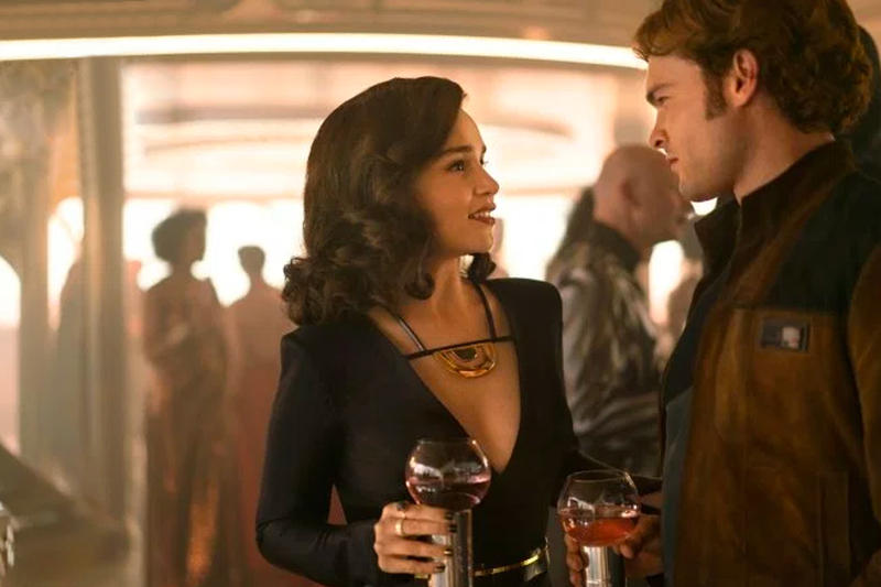 Solo: A Star Wars Story Exclusive Images Entertainment Weekly