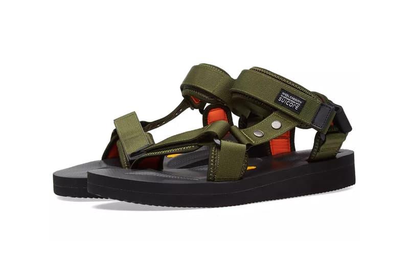 SUICOKE Nigel Cobourn DEPA-V2NC Sandal