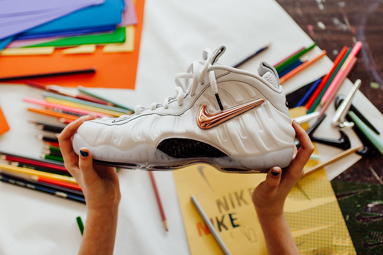 844814a1a7d Here s a Closer Look at Nike s Air Foamposite Pro