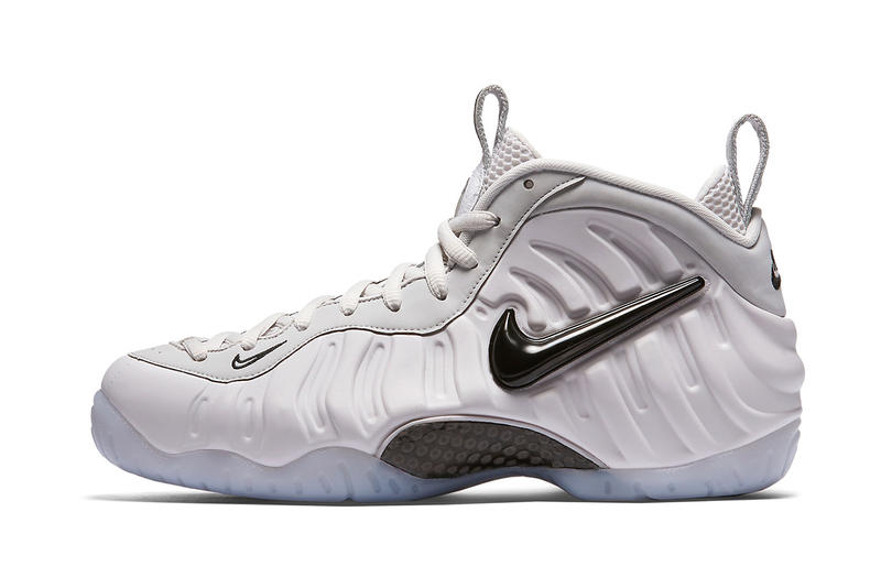 Nike Air Foamposite Pro All Star Los Angeles Makers of the Game NBA All Star Game Weekend ASW ASG Glow in the Dark Swoosh Release Date Info Drops February 16 2018