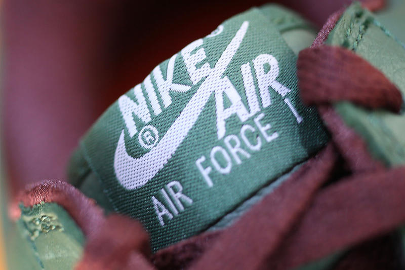 "Nike Air Force 1 ""Hong Kong"" release date 2018"