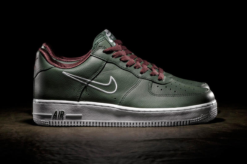 the latest a9682 6d8b6 Nike Air Force 1 one Hong Kong retro release drop makers of the game los  angeles