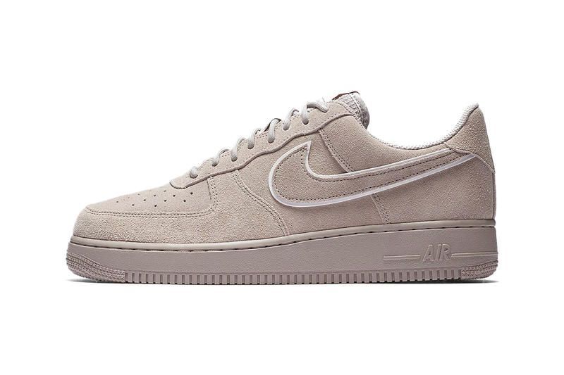 Nike Air Force 1 Low Suede Pack First Look release date info green beige pink