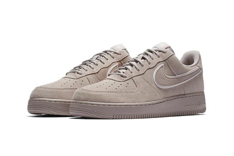 849c6869c6e Nike Air Force 1 Low Suede Pack First Look release date info green beige  pink
