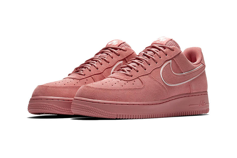 d9b21d472b845 Nike Air Force 1 Low Suede Pack First Look release date info green beige  pink