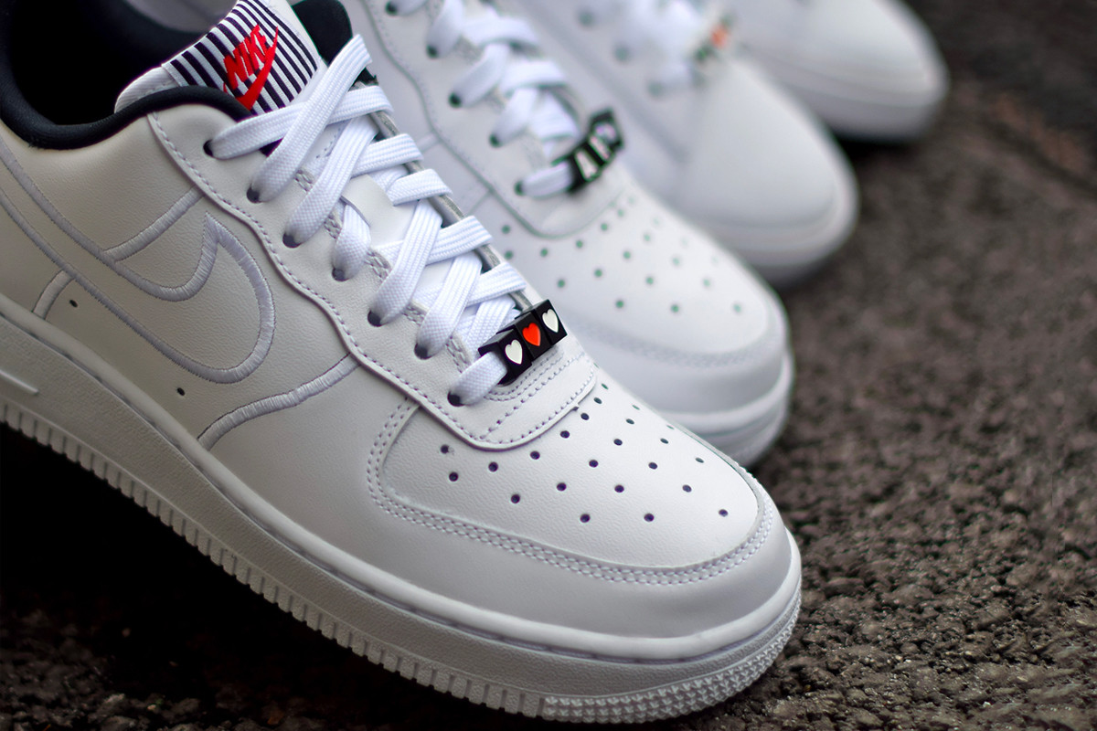 """Nike Air Force 1 """"Valentine's Day"""" Pack"""