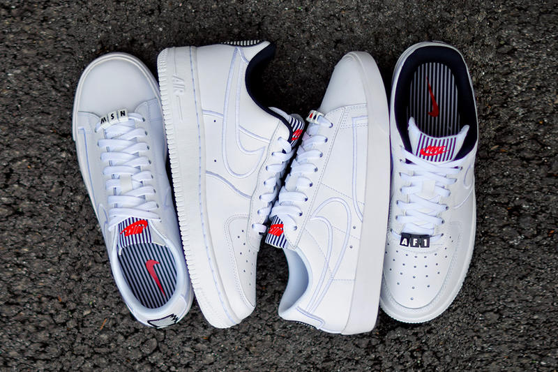Nike Air Force 1 Valentine S Day Pack Release Hypebeast