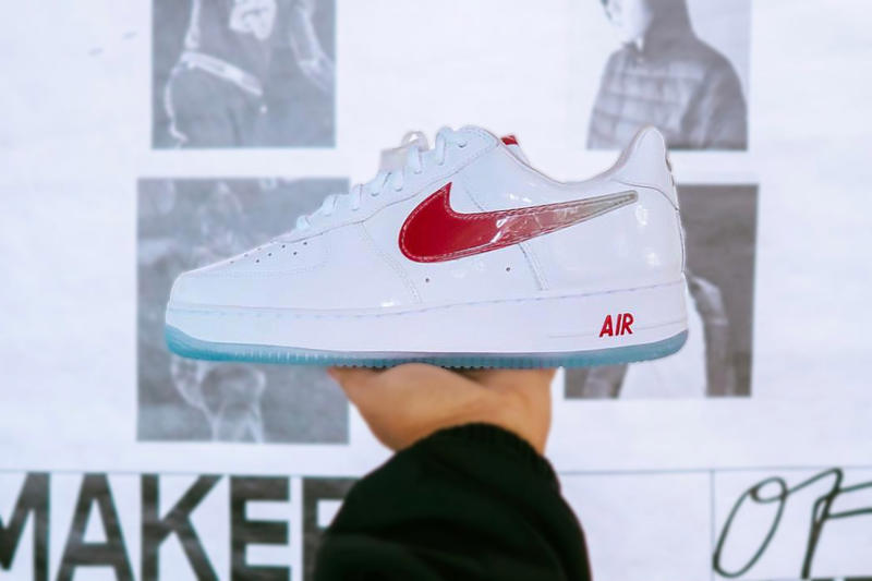 Nike Air Force 1 One Taiwan Retro makers of the game all star weekend los angeles california reissue rerelease drop launch exclusive rumor leak 2018 february 15