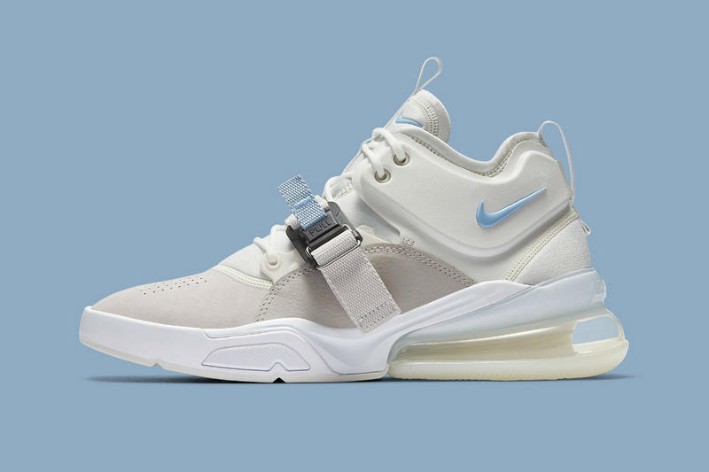 "Nike Air Force 270 ""Wolf Grey/ Dark Grey"""
