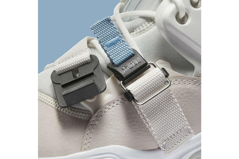 """Nike Air Force 270 """"Wolf Grey/ Dark Grey"""""""