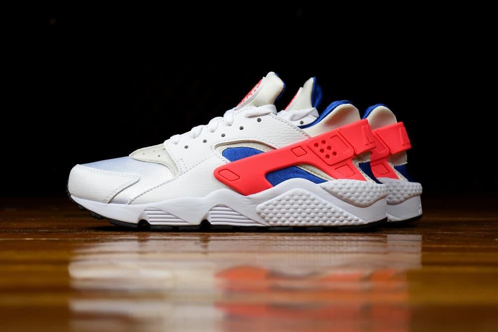 Nike Air Huarache Ultramarine 2018 february release date info sneakers shoes footwear