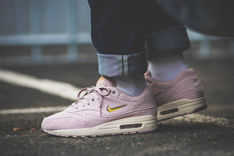 Nike Air Max 1 Jewel Particle Rose Release Hypebeast