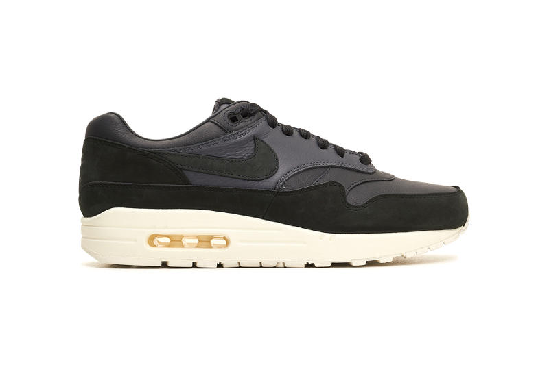 best website 16e22 d4e0d Nike Air Max 1 Pinnacle Black Anthracite 2018 february release drop date  info sneakers shoes footwear