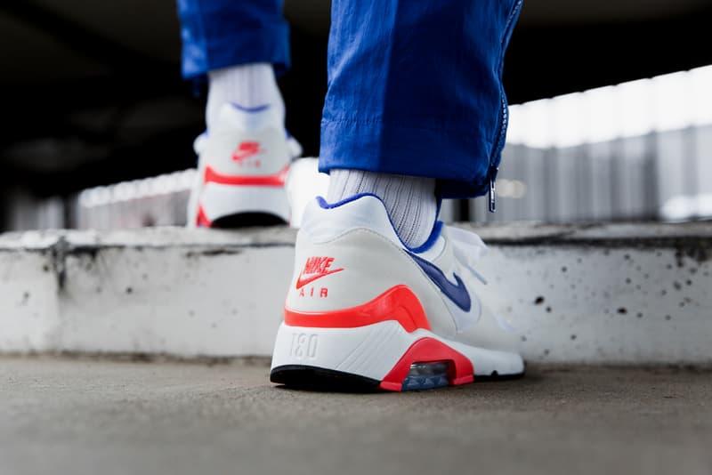 Nike Air Max 180 Ultramarine On Feet 2018 february 2 release date info  sneakers shoes footwear 05f5ee66a