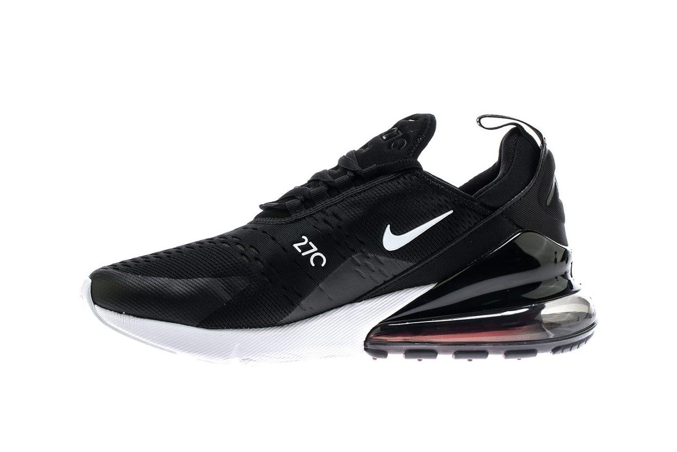 Nike Air Max 270 New Black/White Model