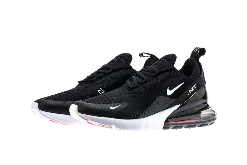 Nike Air Max 270 Black White March 2 Release Date
