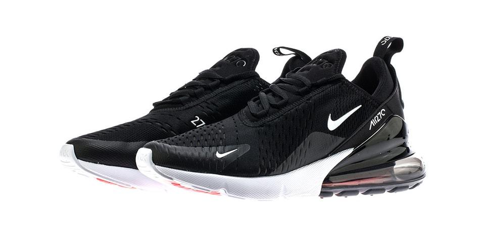 f9d6e562a81006 Nike Air Max 270 New Black White Model