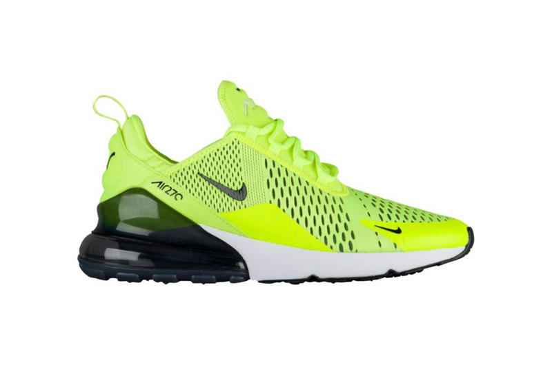 Nike Air Max 270 Volt April 14 2018 release date info sneakers shoes footwear