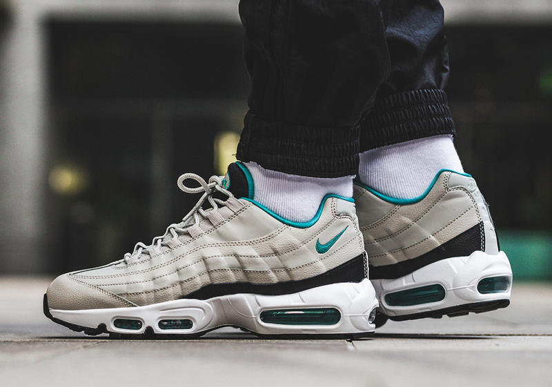 huge discount 773e5 faf88 Nike Air Max 95 Sport Turquoise Release Date purchase