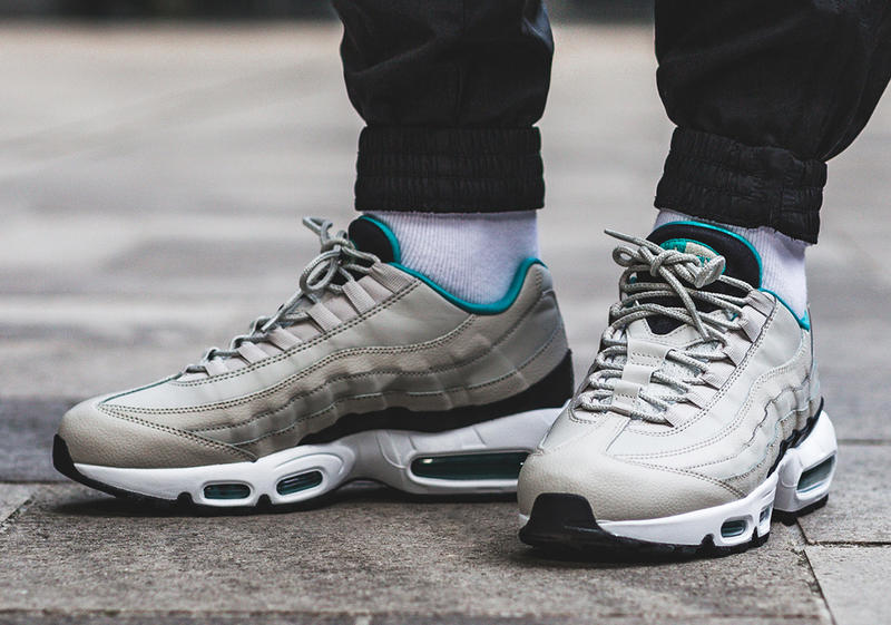 huge discount 37fdd d83b3 Nike Air Max 95 Sport Turquoise Release Date purchase