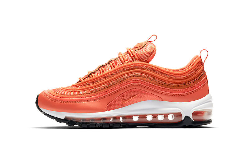 Nike Air Max 97 Orange 2018 april release date info sneakers shoes footwear  921733 800 ff53a6f25