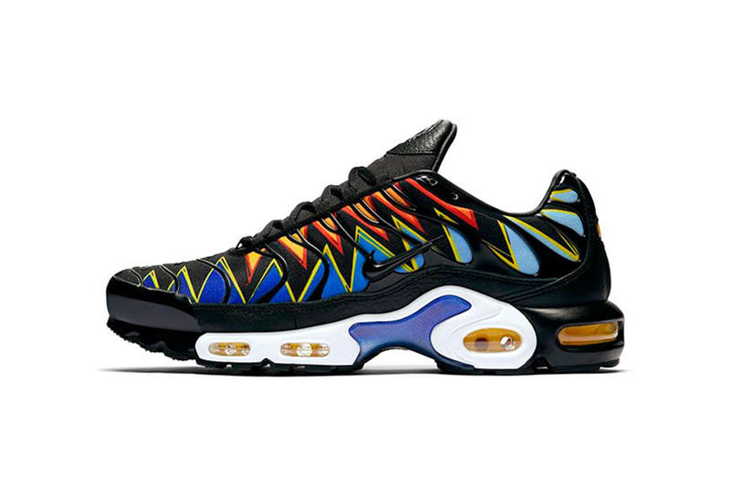 Nike Air Max Plus Hyperblue Tiger 2018 February release date info sneakers shoes footwear