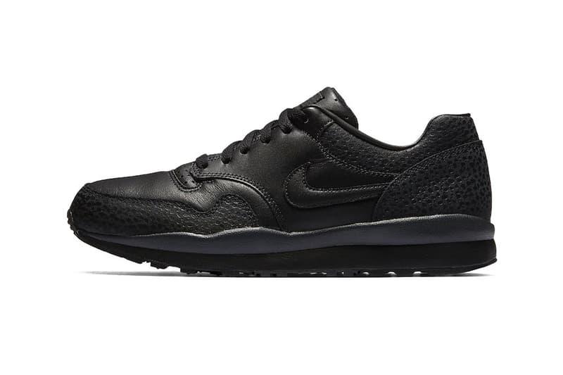 Nike Air Safari Triple Black February 17 Release Date