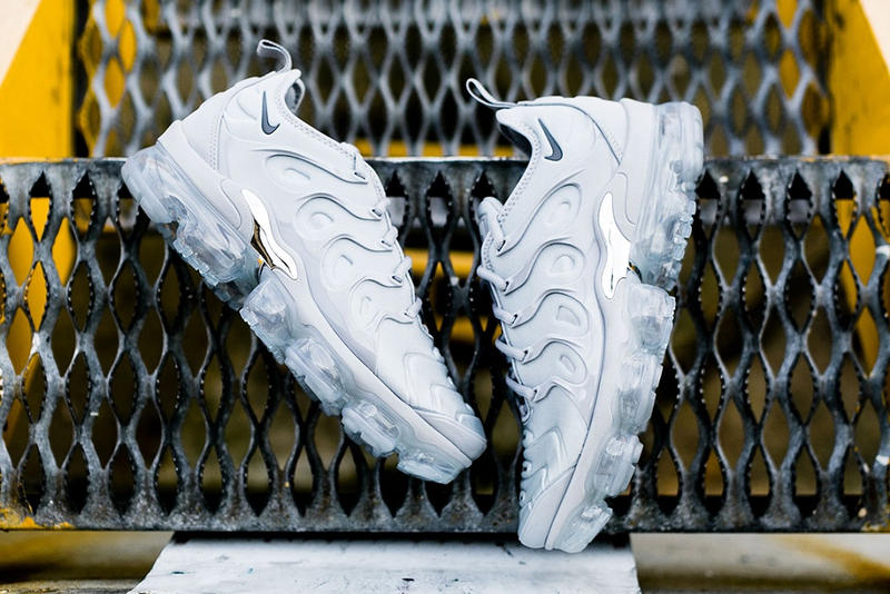 Nike Air VaporMax Plus Wolf Grey Dark