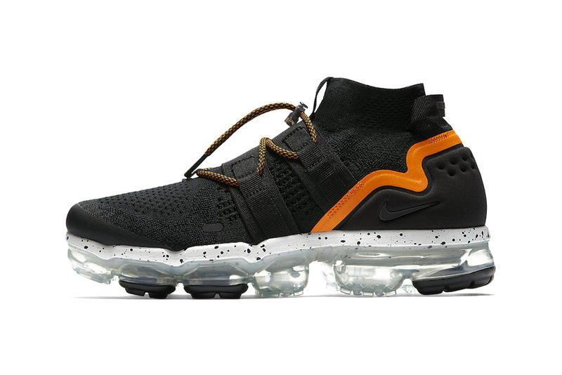 f2a2ddae6e4 Nike Air VaporMax Utility Orange Peel Release Date info purchase