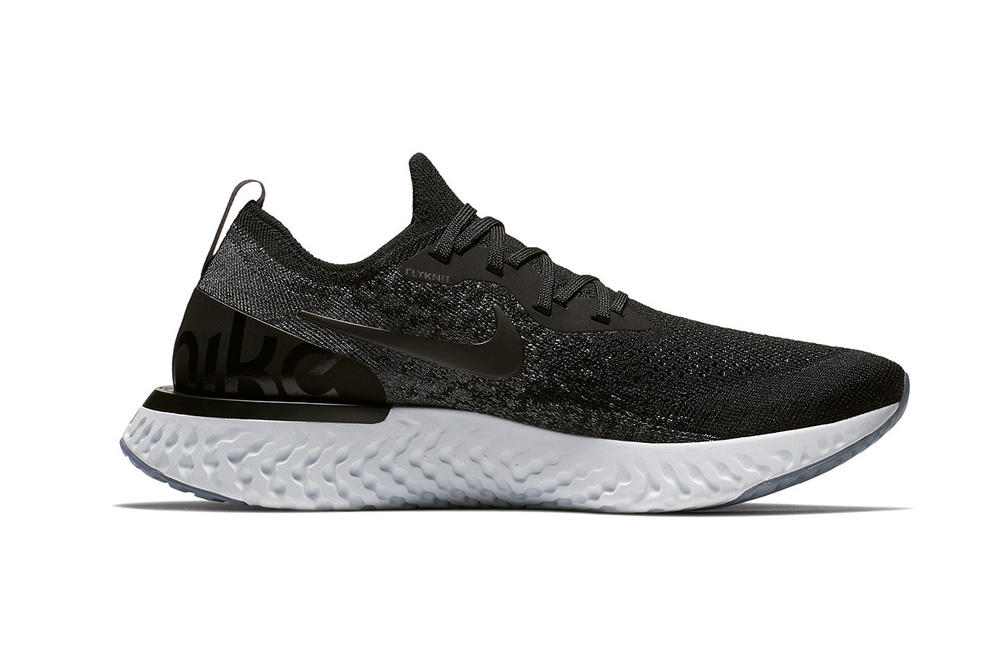 Nike Epic React Black/White Colorway