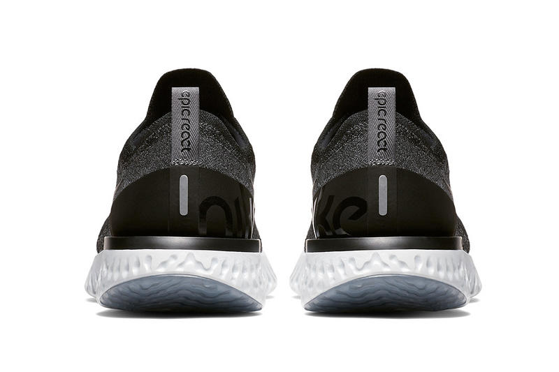 Nike Epic React Black/White Colorway