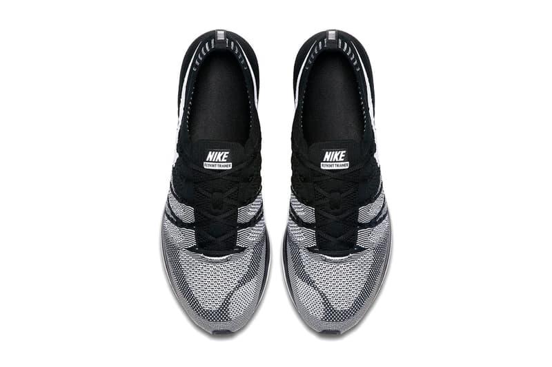 Nike Flyknit Trainer Black White OG Re-Release