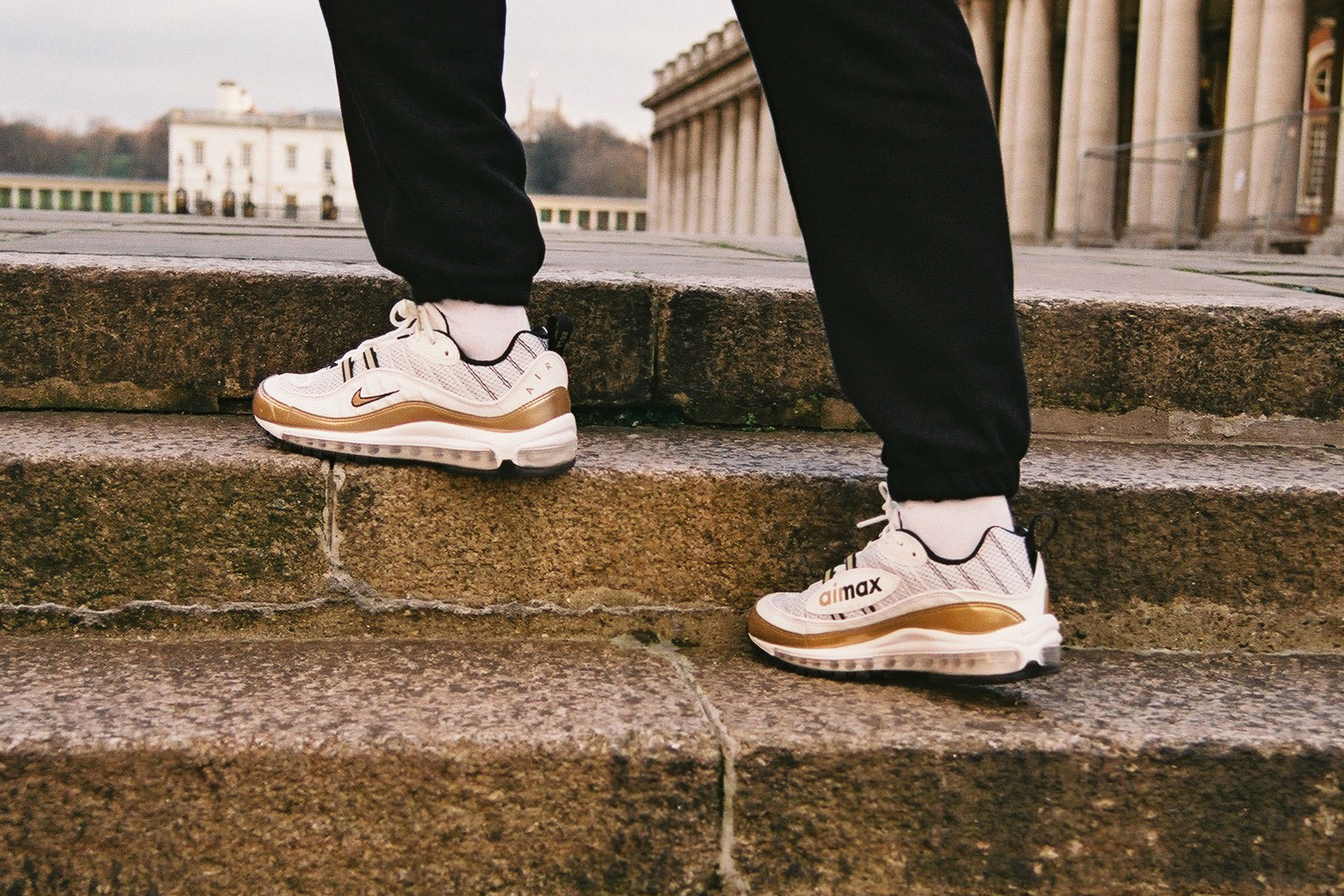 Nike GMT Pack with Air Max 98 \u0026 Zoom