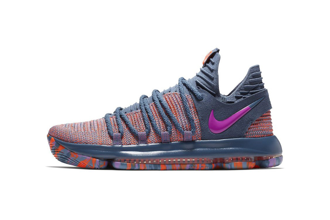 Nike Reworks the KD 10 for All-Star