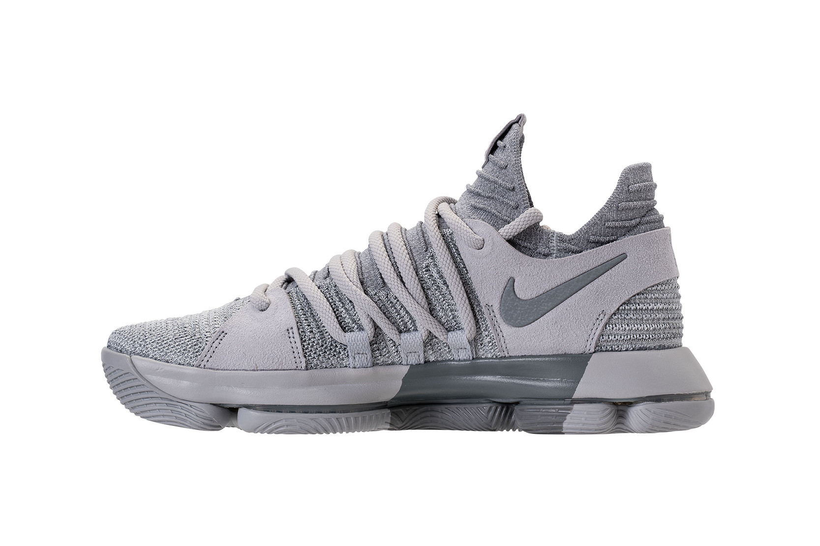 Nike KD 10 Gray Set To Release in