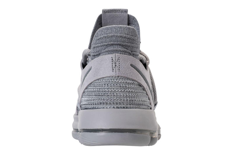 Nike KD 10 Wolf Cool Gray Release February 22 New Colorways