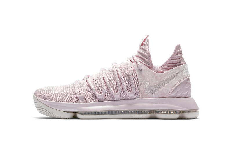 2b9bccf0a65c Nike KD X 10 kdx Aunt Pearl pink 2018 february 28 release date info  sneakers shoes