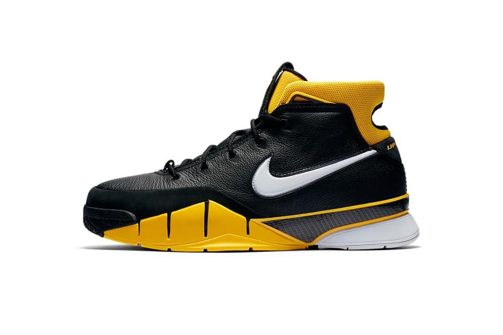 Nike Kobe 1 Protro Behind the Design Kobe Bryant Nike Basketball footwear february 2018