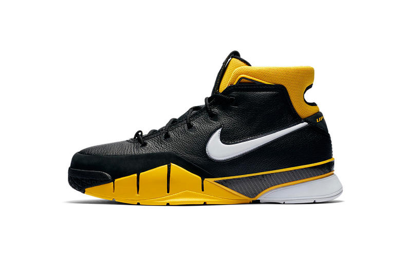 Nike Kobe 1 Protro Behind the Design Kobe Bryant Nike Basketball footwear  february 2018