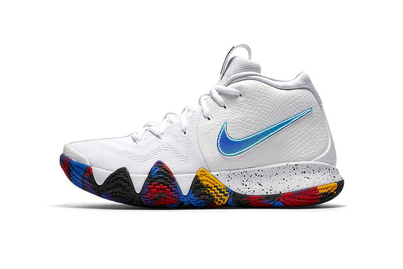 e398b685bcf2 Nike Kyrie 4 PG2 March Madness Kobe AD Kyrie Irving Paul George Kobe Bryant  footwear march