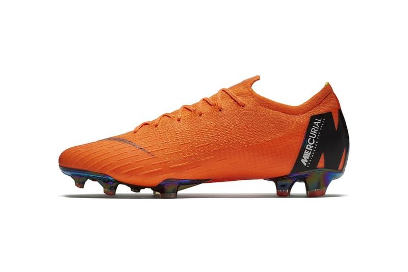 Nike Mercurial Superfly Vapor 360 soccer football cleat orange 2018 february release date info shoes footwear