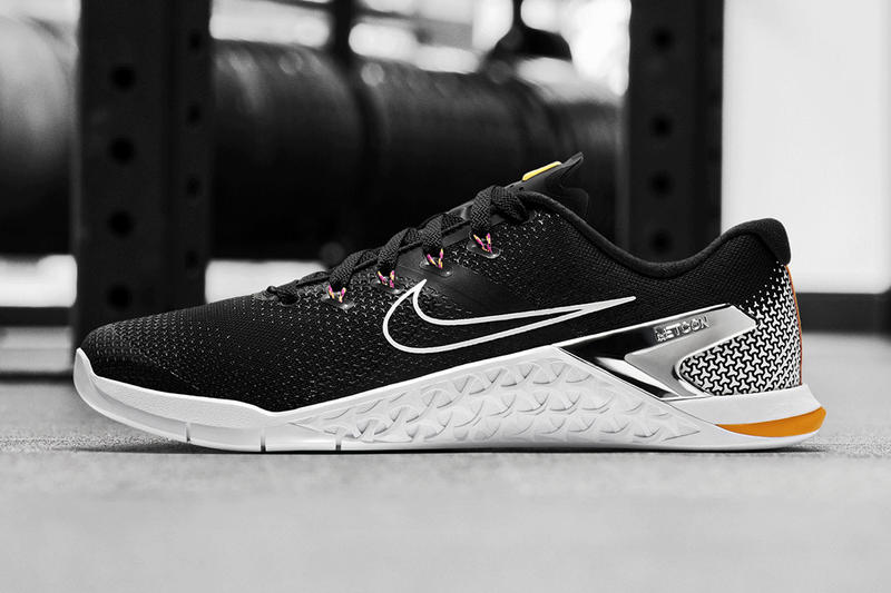 save off 254f6 f3621 Nike MetCon 4 Special Edition Colorways Release White Pink Black Orange