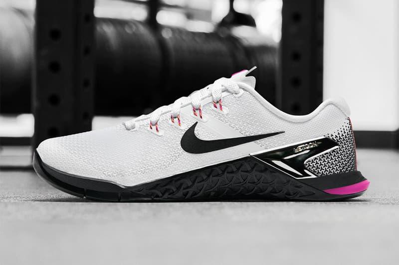 Nike MetCon 4 Special Edition Colorways Release White Pink Black Orange